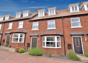 Thumbnail 3 bedroom town house for sale in Sayer Crescent, Cromer