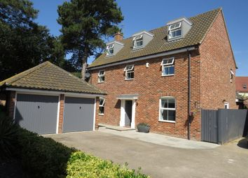 5 bed detached house for sale in Evans Drift, Kesgrave, Ipswich IP5