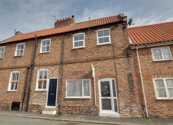 Thumbnail 2 bed cottage for sale in Chapel Lane, Rawcliffe, Goole