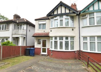 Thumbnail 2 bed semi-detached house for sale in Twyford Abbey Road, Park Royal, London
