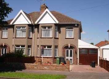 Thumbnail 3 bed semi-detached house to rent in Dunkeld Avenue, Filton Park, Bristol