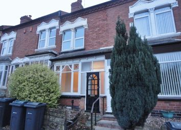 Thumbnail 2 bed terraced house to rent in War Lane, Harborne, Birmingham