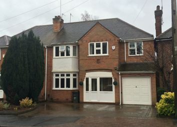 Thumbnail 4 bed semi-detached house to rent in South Road, Northfield, Birmingham