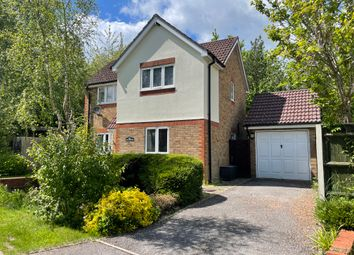 Thumbnail 3 bed detached house for sale in Rockery Close, Dibden, Southampton