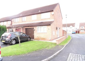 Thumbnail 3 bed semi-detached house to rent in Clos Leighton Davies, Gowerton, Swansea