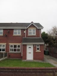 Thumbnail 3 bed semi-detached house to rent in Durham Street, Whelley, Wigan