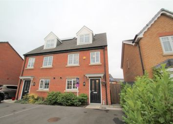 3 bed semi-detached house for sale in Ashbourne Way, Rotherham S60