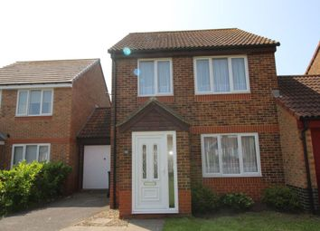 Thumbnail 3 bed semi-detached house for sale in Souberg Close, Deal