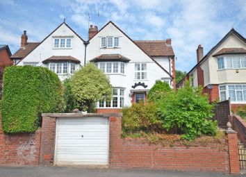 Thumbnail 5 bed semi-detached house for sale in Outstanding Family House, Oakfield Road, Newport
