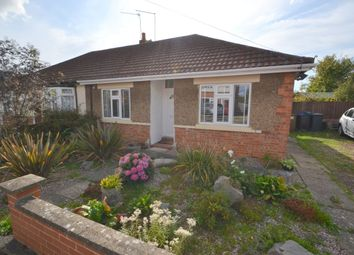 Thumbnail 2 bed bungalow for sale in Eastfield Road, Brixworth, Northampton