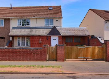 Thumbnail 3 bed end terrace house for sale in Coronation Way, Kidderminster