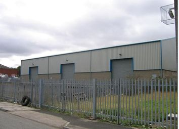Thumbnail Light industrial for sale in 12 Juniper Street, Liverpool, Merseyside