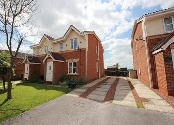 Thumbnail 2 bed property to rent in The Meadows, York