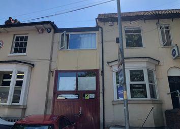 Thumbnail 1 bedroom flat to rent in Birmingham Road, Walsall, West Midlands