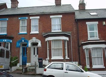 Thumbnail 1 bed flat to rent in Chalk Hill Road, Norwich