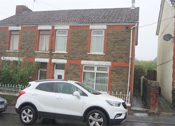 Thumbnail 3 bed semi-detached house for sale in Cemetery Road, Maesteg, Mid Glamorgan