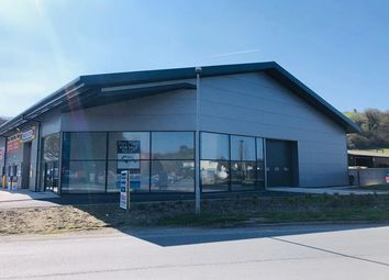 Thumbnail Light industrial to let in Parc Melin Trade Park, Aberystwyth