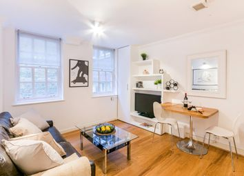 Thumbnail 1 bed flat to rent in Carter Court, London