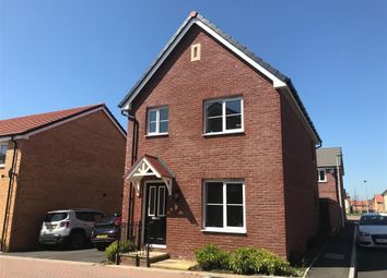 Thumbnail 3 bed detached house to rent in Heol Y Sianel, Rhoose Point, Rhoose