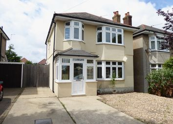 Thumbnail 3 Bed Detached House For Sale In Southwick Road Southbourne Bournemouth