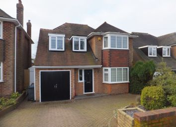 Thumbnail 4 bed detached house to rent in Russell Bank Road, Four Oaks, Sutton Coldfield