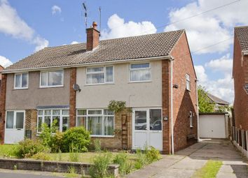 Thumbnail 3 bed semi-detached house to rent in Broadway, North Hykeham, Lincoln