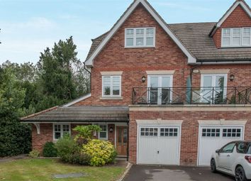 Thumbnail 4 bed semi-detached house for sale in Broomfield, Binfield, Bracknell, Berkshire
