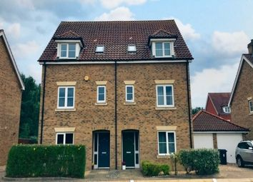 Thumbnail 4 bed property to rent in Mildenhall, Bury St. Edmunds