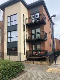 Thumbnail 2 bed flat for sale in Norville Drive, Stoke On Trent