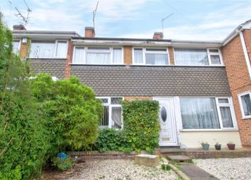 Thumbnail 3 bed town house for sale in Brackendale Avenue, Arnold, Nottingham