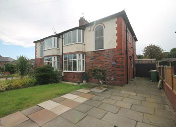 Thumbnail 3 bedroom semi-detached house for sale in Lakeside Avenue, Great Lever, Bolton