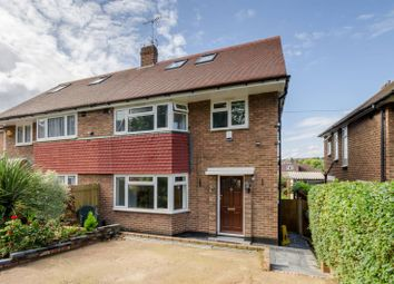Thumbnail 4 bed property to rent in Abbotshall Avenue, Arnos Grove
