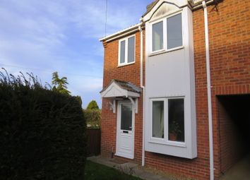 Thumbnail 3 bed end terrace house for sale in Flaxmill Lane, Pinchbeck, Spalding