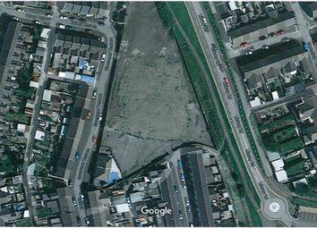 Thumbnail Land for sale in Grosvenor Terrace, Caerau, Maesteg