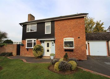 Thumbnail 3 bed link-detached house for sale in Hawbridge, Capel St. Mary, Ipswich