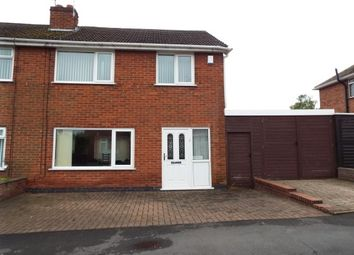Thumbnail 3 bed semi-detached house to rent in Church Hill Road, Thurmaston