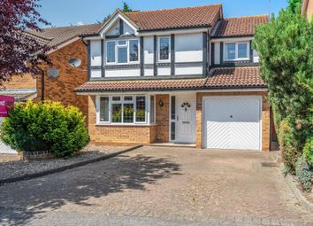 4 bed detached house for sale in Merryweather Close, Wokingham RG40