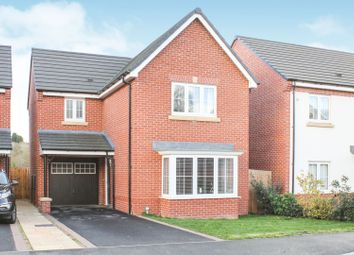 Thumbnail 3 bed detached house for sale in Dane Valley Road, Congleton
