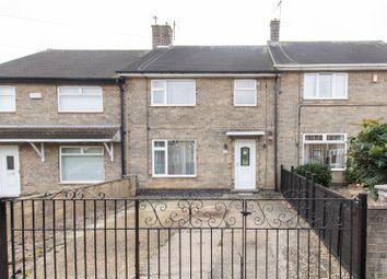 Thumbnail 3 bed terraced house to rent in Stevenholme Crescent, Bestwood Park, Nottingham