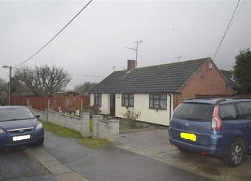Thumbnail 3 bed detached bungalow for sale in Bowers Court Drive, Basildon, Essex