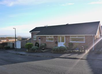 Thumbnail 4 bed detached bungalow for sale in Prescot Close, Weston-Super-Mare