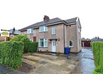 Thumbnail 3 bed property for sale in Green Drive, Preston