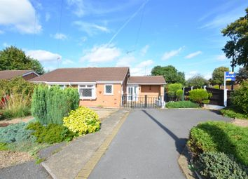 Thumbnail 2 bed semi-detached bungalow for sale in Brendon Way, Long Eaton, Nottingham