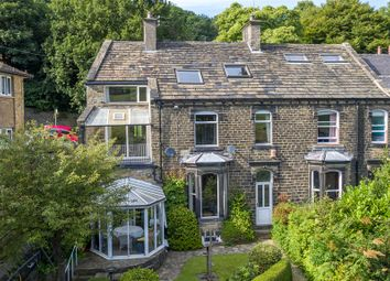 Thumbnail 7 bedroom semi-detached house for sale in Upperthong Lane, Upperthong, Holmfirth
