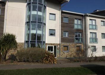 Thumbnail 2 bed flat for sale in Pentire Avenue, Pentire, Newquay