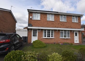 Thumbnail 2 bed property to rent in Hawkes Close, Birmingham