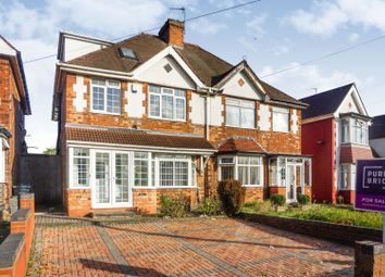 4 bed semi-detached house for sale in Stechford Lane, Hodge Hill, Birmingham B8
