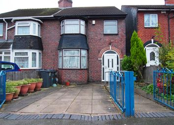 Thumbnail 3 bed semi-detached house for sale in Onibury Road, Handsworth, Birmingham