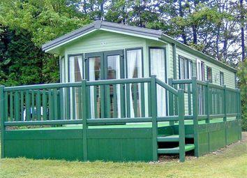 Thumbnail 2 bed mobile/park home for sale in Bk Static Caravan, Old Station Caravan Park, New Radnor, Presteigne, Powys