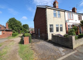 Thumbnail 2 bedroom cottage for sale in Rose Cottages, Stainforth Road, Barnby Dun, Doncaster